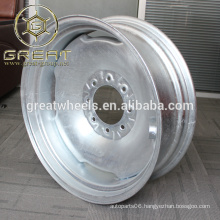 Galvanized Irrigation Rim W8x24, Steel Irrigation rim